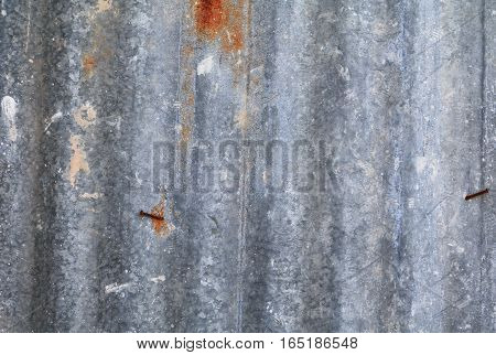 zinc wall texture pattern background rusty corrugated metal old decay