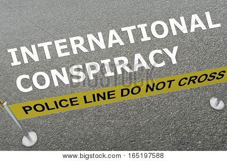 International Conspiracy Concept