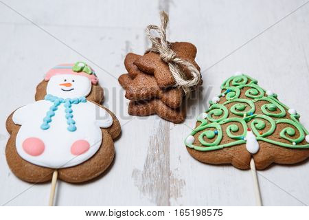New Year Holiday Pastry Food Cookies