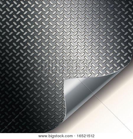 JPG Fluted metal texture.