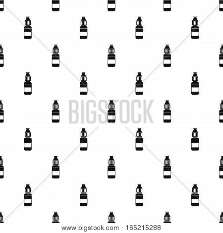 Refill bottle pattern. Simple illustration of refill bottle vector pattern for web