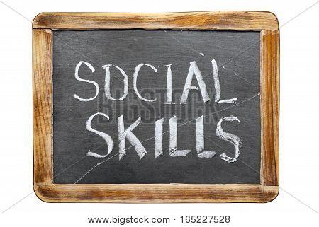 Social Skills Fr