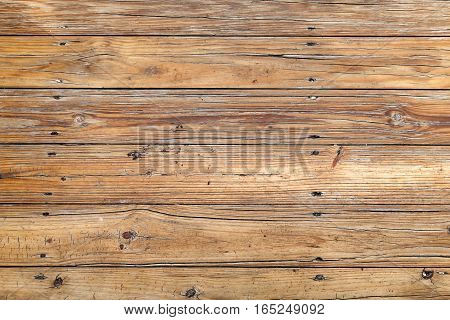 Uncolored Old Wooden Floor, Flat Texture