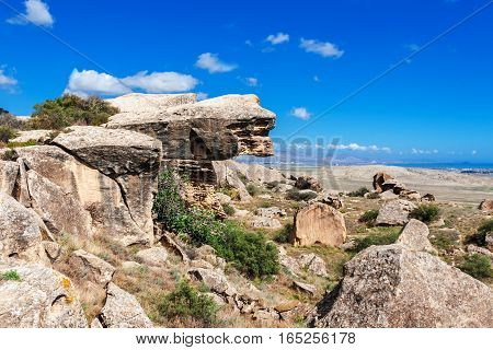 Gobustan Rock Art Cultural Landscape, Azerbaijan