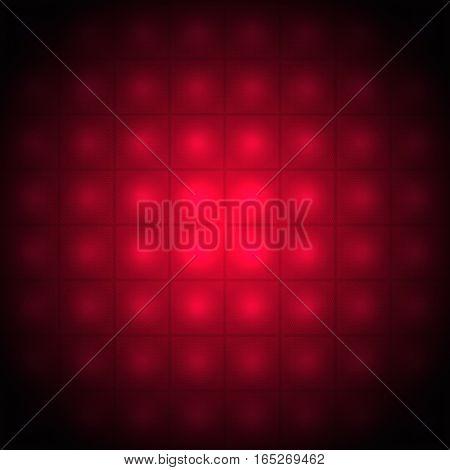 Dots background. Design element for wallpaper, cover brochure, flyer or card. Vector illustration