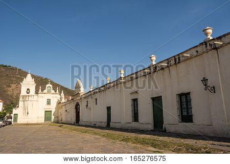 Seclusion convent Saint Bernard in Salta (Argentina)