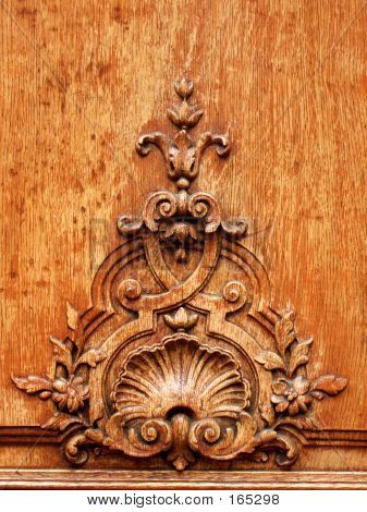 Luxury Wood Door
