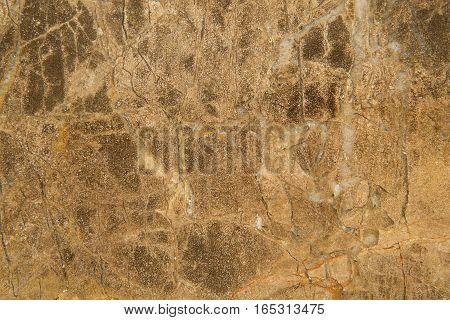 Marble is hard crystalline metamorphic form of limestone.