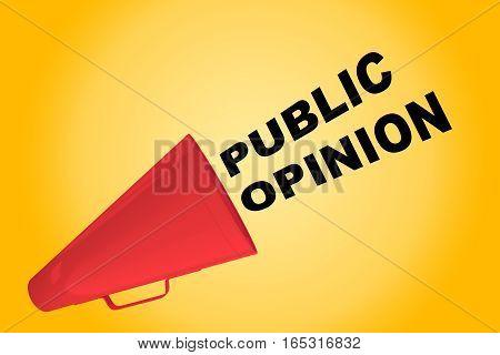 Public Opinion Concept