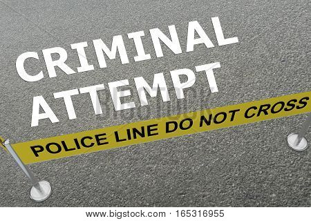 Criminal Attempt Concept