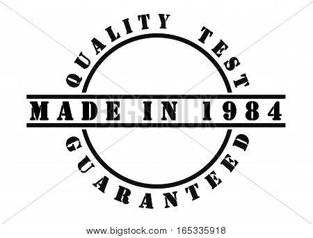 Made In 1984