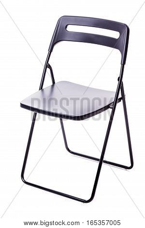 Foldable Chair Isolated