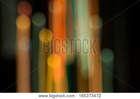 colorful abstract streaks of light for background