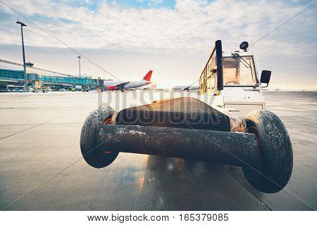 Preparation Before Flight