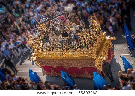 The tradition to celebrate Easter in Spain is one of the oldest