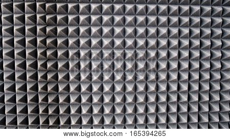 sound absorbing materials. microfiber insulation of noise in music Studio sound insulation