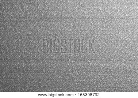 White foam sheet texture for a background