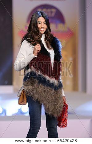 Optimum Mall Fashion Show