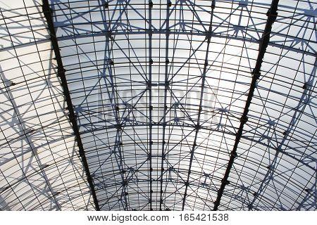 Ceiling of Odessa Market