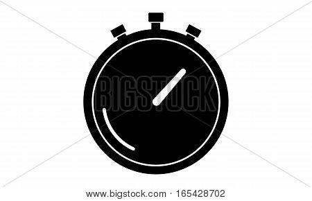 Vector - Stopwatch -  Icon, Symbol, Pictogram