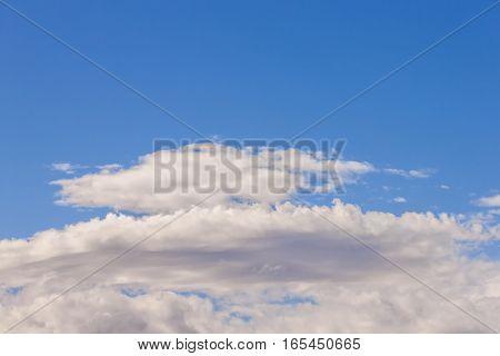 Clouds Sky 8285