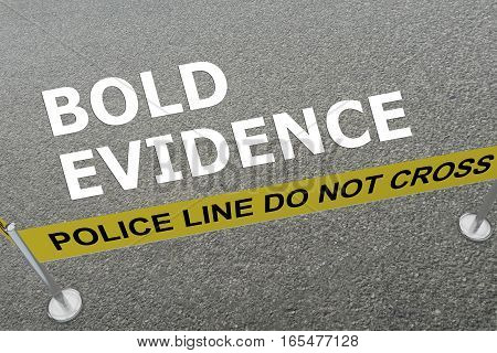 Bold Evidence Concept