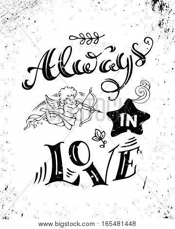 Always In Love.