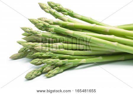 Bundle Of Green Asparagus, Paths