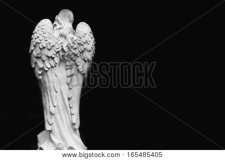 angel of death as a symbol of the end of life
