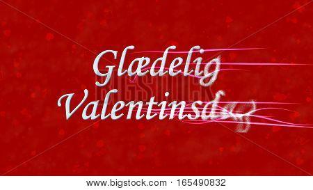 Happy Valentine's Day Text In Norwegian