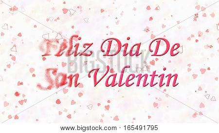 Happy Valentine's Day Text In Spanish