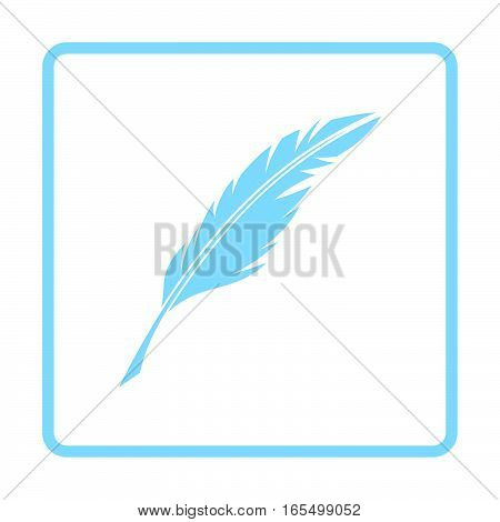 Writing Feather Icon