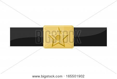 Belt Russian Soldier. Military Accessory. Soviet Army Buckle With Star. February 23. Defenders Of Fa