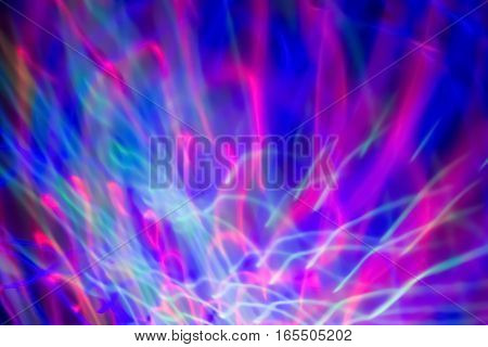 beautiful colorful (blue, pink, green, violet) background