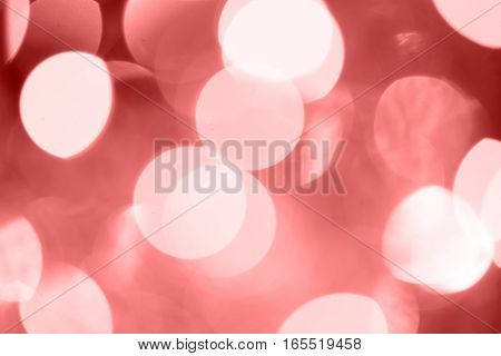 Vintage Magic Background With red Color Festive background with natural bokeh