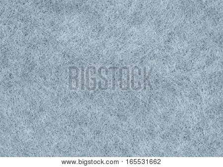 texture of white blue fibrous surface, background