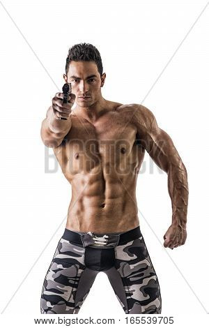 Half Body Shot Image Photo Free Trial Bigstock
