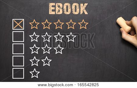 Best Ebook Five Golden Stars.chalkboard