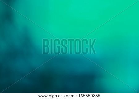 Angle gradient (dark and light)  turquoise color background