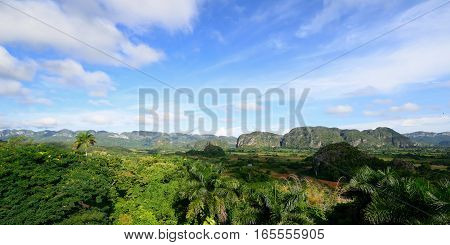 Valle de Vinales Cuba Pinar del Rio province
