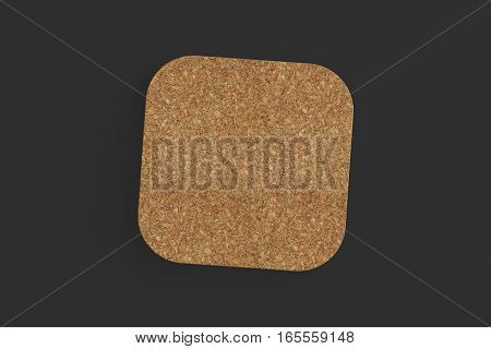 Table Beer Coaster