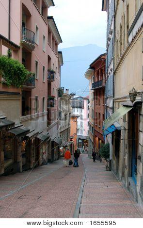 Shopping In Lugano