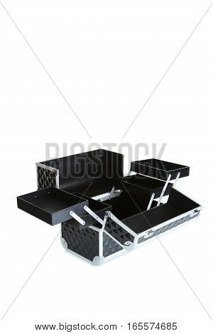 Make Up Case Isolated On A White
