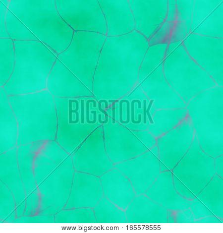 Cyan abstract wavy fibre digital bright texture