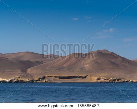 Paracas National Reserve near Paracas Peru Peru