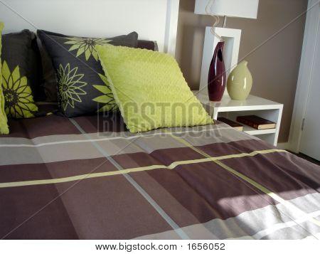 Crisp Bedroom