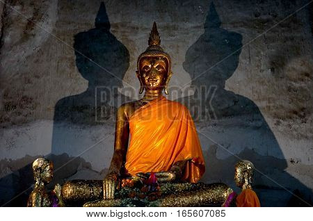 this image is about thai buddah , thailand