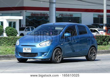 Private Eco Car, Mitsubishi Mirage.