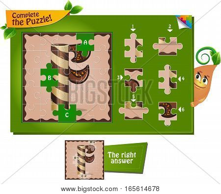 Puzzle Letters Of The Alphabet F