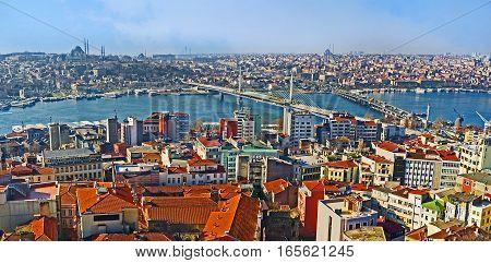 The Bridges Of Istanbul